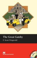 Macmillan Readers Great Gatsby The Intermediate Pack, The Great Gatsby - Book and Audio CD Pack - Intermediate Intermediate