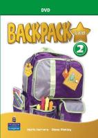 Backpack Gold 2 DVD New Edition 2nd edition, 2