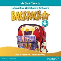 Backpack Gold 4 Active Teach New Edition 2nd edition, 4, Backpack Gold 4 Active Teach New Edition Active Teach