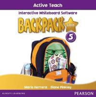 Backpack Gold 5 Active Teach New Edition 2nd edition, 5, Backpack Gold 5 Active Teach New Edition Active Teach