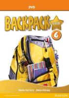 Backpack Gold 6 DVD New Edition 2nd edition