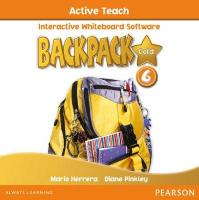 Backpack Gold 6 Active Teach New Edition 2nd edition, 6, Backpack Gold 6 Active Teach New Edition Active Teach