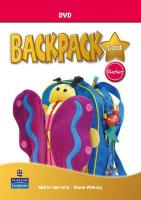 Backpack Gold Starter DVD New Edition 2nd edition