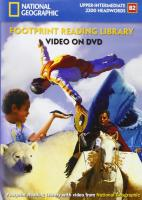 Footprint Reading Library 6: DVD New edition