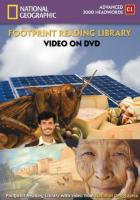 Footprint Reading Library 8: DVD New edition