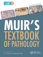 Muir's Textbook of Pathology 15th New edition