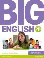 Big English 4 Activity Book, 4