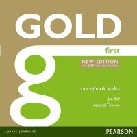 Gold First New Edition Class Audio CDs 1st New edition