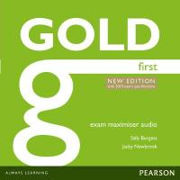 Gold Exam Maximiser Class Audio CDs 1st New edition