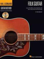 Hal Leonard Folk Guitar Method (Book/Online Audio): Folk Guitar