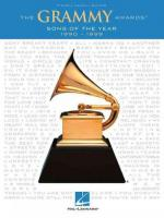 Grammy Awards: Song of the Year 1990-1999