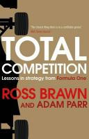 Total Competition: Lessons in Strategy from Formula One Export/Airside