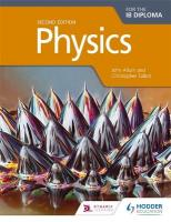 Physics for the IB Diploma Second Edition 2nd Revised edition
