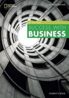 Success with Business B2 Vantage 2nd edition