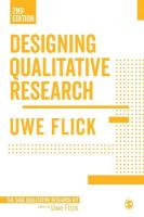 Designing Qualitative Research 2nd Revised edition