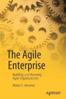 Agile Enterprise: Building and Running Agile Organizations 1st ed.