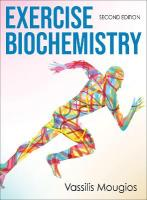Exercise Biochemistry 2nd edition