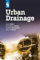 Urban Drainage 4th New edition