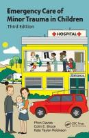 Emergency Care of Minor Trauma in Children 3rd Revised edition