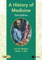 History of Medicine 3rd New edition