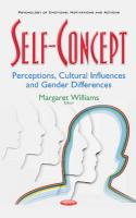Self-Concept: Perceptions, Cultural Influences & Gender Differences