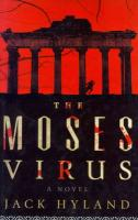 Moses Virus: A Novel