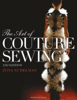 Art of Couture Sewing 2nd Revised edition