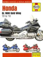 Honda GL 1800 Goldwing (01-10)