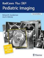 RadCases Plus Q&A Pediatric Imaging 2nd New edition
