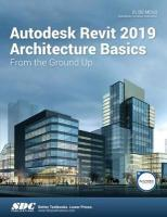 Autodesk Revit 2019 Architecture Basics