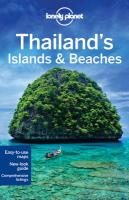 Lonely Planet Thailand's Islands & Beaches 10th Revised edition