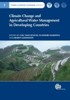 Climate Change and Agricultural Water Management in Developing Countri