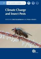 Climate Change and Insect P