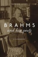 Brahms and His Poets: A Handbook