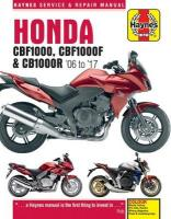 Honda CBF1000 & CB1000R Update (4927) ('06 To '16): (2006 to 2017) 2nd Revised edition