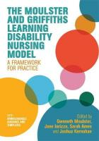 Moulster and Griffiths Learning Disability Nursing Model: A Framework for Practice