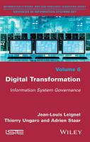 Digital Transformation: Information System Governance