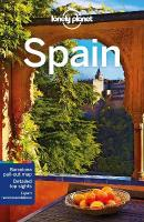 Lonely Planet Spain 12th New edition