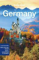 Lonely Planet Germany 9th New edition