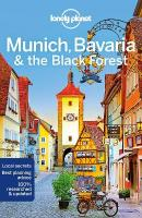 Lonely Planet Munich, Bavaria & the Black Forest 6th New edition