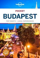 Lonely Planet Pocket Budapest 3rd New edition
