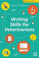 Writing Skills for Veterinarians