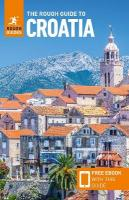 Rough Guide to Croatia (Travel Guide with Free eBook): (Travel Guide with free eBook) 8th Revised edition