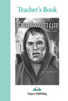 Frankenstein, Teacher's Book