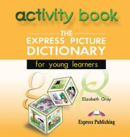 Express Picture Dictionary for Young Learners, Class CD 2