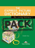 Express Picture Dictionary for Young Learners - (pack) S's and S's Activity   and S's CD