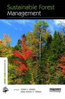 Sustainable Forest Management: From Concept to Practice