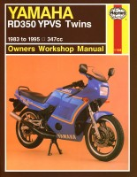 Yamaha RD350 YPVS Twins (83 - 95) 6th Revised edition