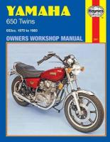 Yamaha 650 Twins (70 - 83) 3rd Revised edition