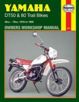 Yamaha DT50 & 80 Trail Bikes (78 - 95) 9th Revised edition
